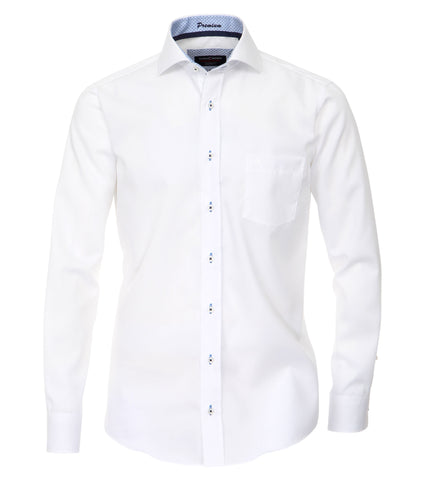 Casa Moda - Long Sleeve Shirt - 362418100 - BrownsMenswear.com - 1