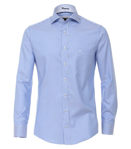 Casa Moda - Long Sleeve Shirt - 382915700