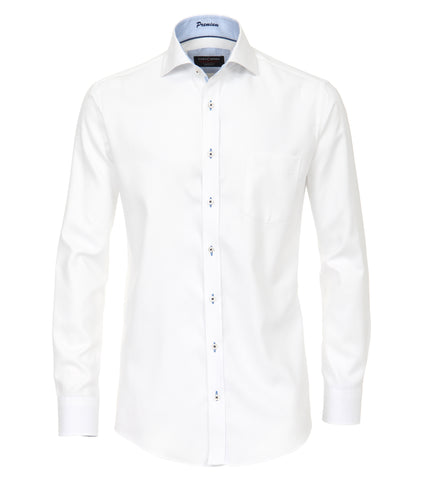 Casa Moda - Long Sleeve Shirt - 382915900