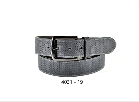 Bench Craft - Embossed Casual Belt - 40MM - 4031