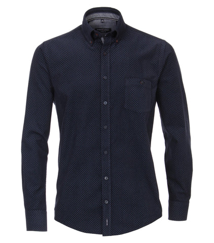 Casa Moda - Long Sleeve Shirt - 493254200