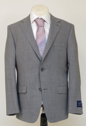 S. Cohen - Smart Suit Jacket - 4J00S0 - PSMART - Modern Fit - Pearl Grey