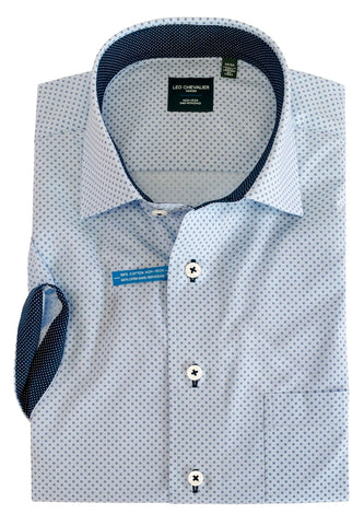 Leo Chevalier - Short Sleeve Shirt - 522388