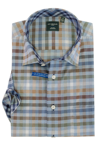 Leo Chevalier - Short Sleeve Shirt - 522398