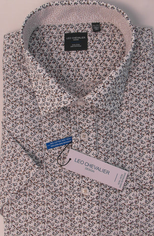 Leo Chevalier - Short Sleeve Shirt - 524366