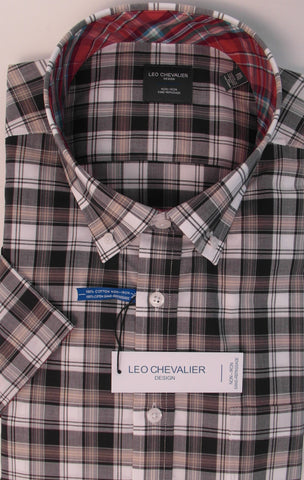Leo Chevalier - Short Sleeve Shirt - 524392