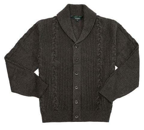 Viyella - Cotton Cable Sweater