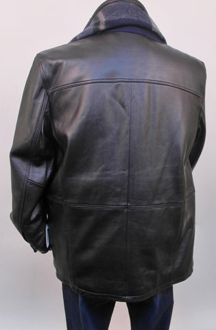 Sly & Co - Lambskin - Black 8261 - BrownsMenswear.com - 2