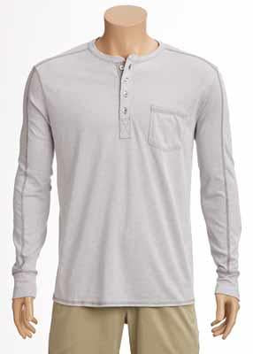 Tommy Bahama - San Jacinto Henley L S - Sweater - T223108
