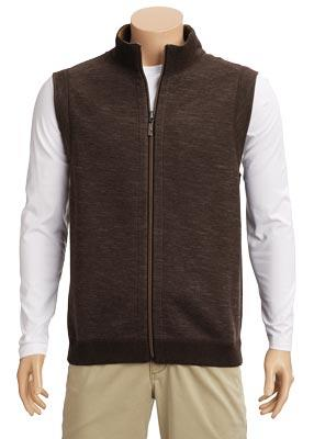 Tommy Bahama - Full Zip Reversible Vest - T223240