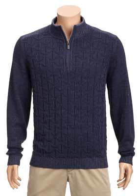 Tommy Bahama - Palm Vista Half Zip - T423022