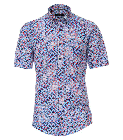 Casa Moda - Short Sleeve Shirt - 903347200