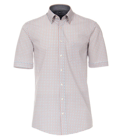 Casa Moda - Short Sleeve Shirt - 903440700