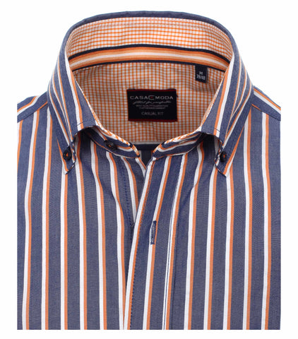 Casa Moda - Short Sleeve Shirt - 952149500 - BrownsMenswear.com - 3