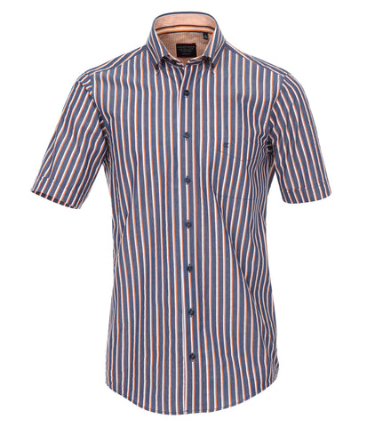 Casa Moda - Short Sleeve Shirt - 952149500 - BrownsMenswear.com - 1