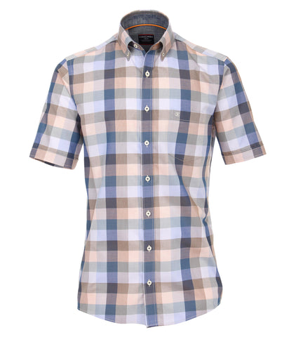 Casa Moda - Short Sleeve Shirt - 982903100