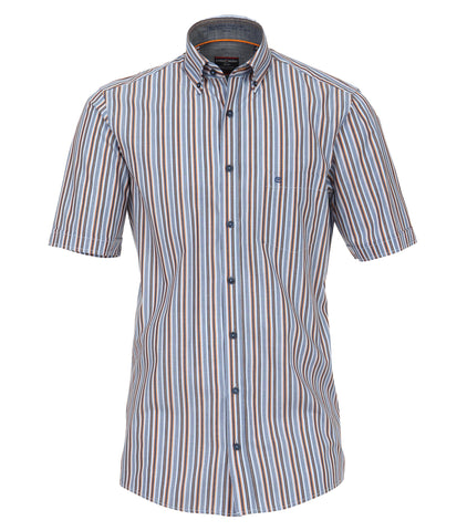 Casa Moda - Short Sleeve Shirt - 982903200