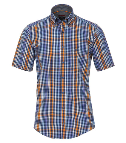 Casa Moda - Short Sleeve Shirt - 982903700