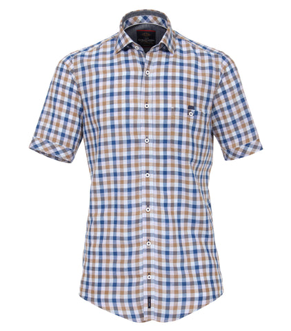Casa Moda - Short Sleeve Shirt - 982904000