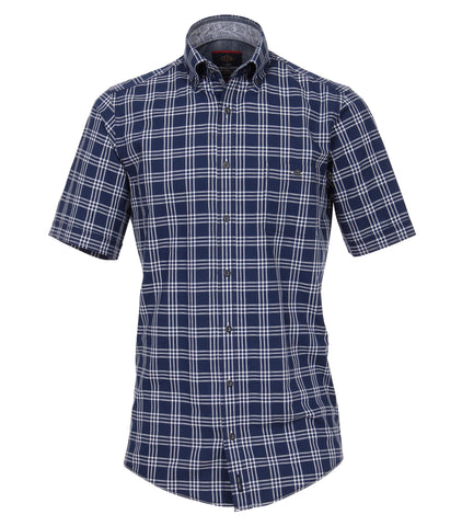 Casa Moda - Short Sleeve Shirt - 982904400 BT