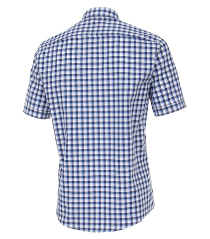 Casa Moda - Short Sleeve Cotton Shirt - Big and Tall  982905000