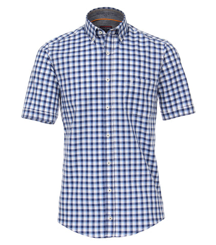 Casa Moda - Short Sleeve Shirt - 982905000