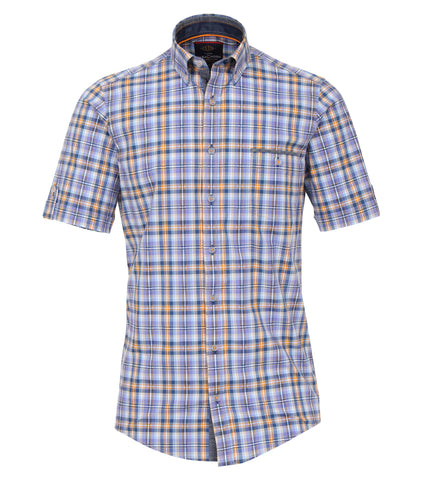 Casa Moda - Short Sleeve Shirt - 982905900