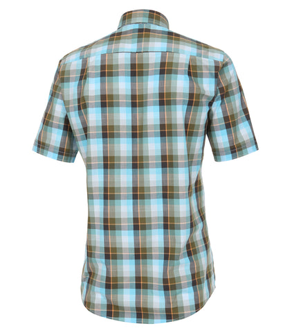 Casa Moda - Short Sleeve Shirt - 982906900