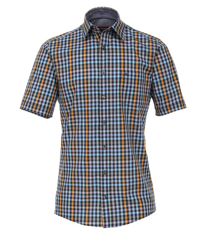 Casa Moda - Short Sleeve Shirt - 982949900