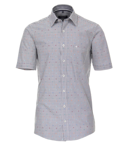 Casa Moda - Short Sleeve Shirt - 993118700  Clearance