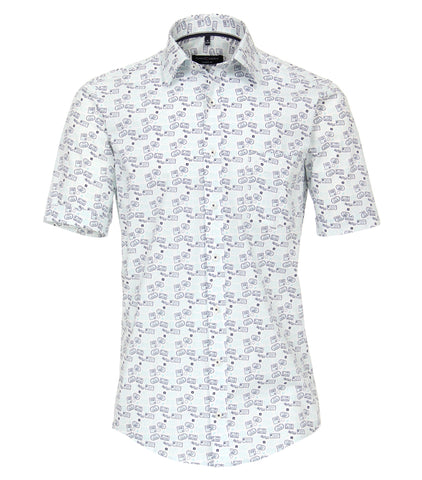 Casa Moda - Short Sleeve Shirt - 993119900