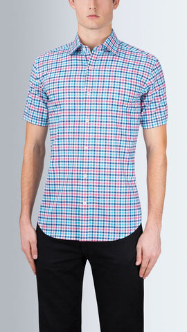BUGATCHI - Short Sleeve Shirt - DS4505S16