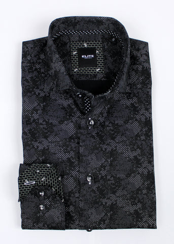 Serica - Elite - Long Sleeve Shirt - ESP-184958