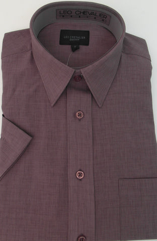 Leo Chevalier - Short Sleeve Shirt - 225056 - 2