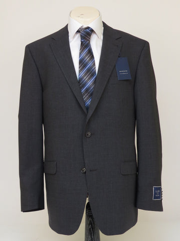 S. Cohen - Smart Suit Jacket - 4J00S6 - USMART - Classic Fit - Charcoal Grey