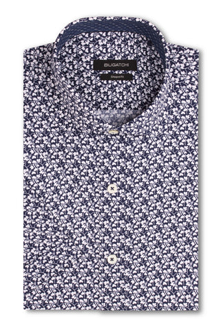 BUGATCHI - Short Sleeve Shirt - LS4455S07S Clearance