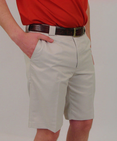 J. Braxx - Golf Short - 4-Way Stretch with Expandable Waist -1