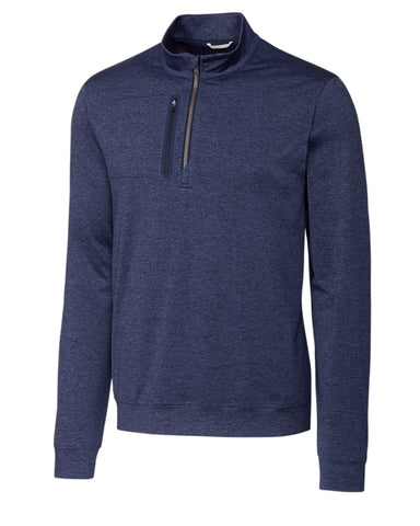 Cutter & Buck - Stealth Half Zip - MCK09404