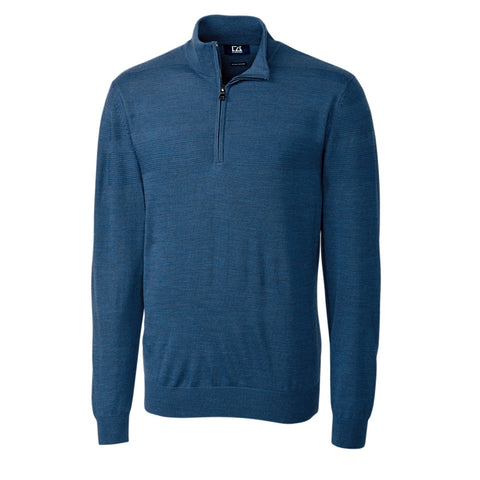 Cutter & Buck - Douglas Half Zip Sweater - MCS01433 - BrownsMenswear.com - 1