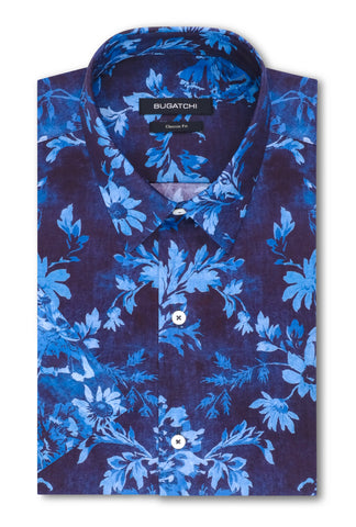 BUGATCHI - Short Sleeve Shirt - NBS171S36