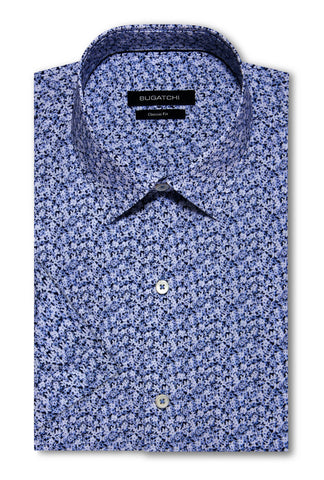 BUGATCHI - Short Sleeve Shirt - NBS479S50