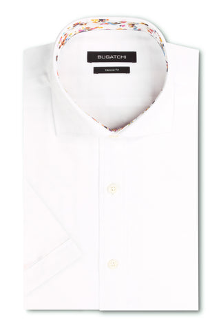 BUGATCHI - Short Sleeve Shirt - NS4916S41