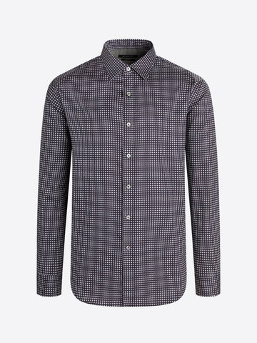 Bugatchi - Long Sleeve Shirt - Classic Fit - PS4028L1