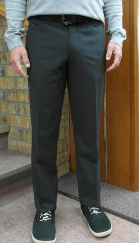 Riviera - Franco - Wool Blend - Slim Fit Trousers - R3026