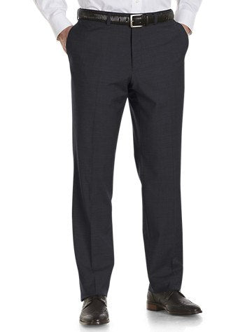 Dress Pant by Riviera R59502 Charcoal Traveller
