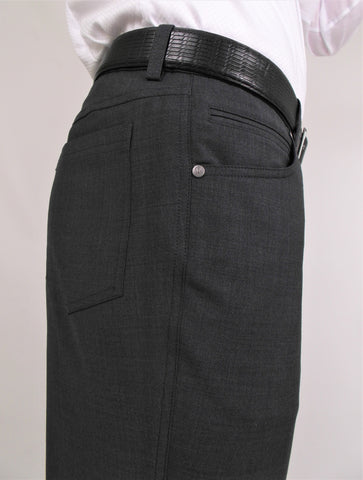 Riviera - Journey - 5 Pocket Dress Pant - Wool Blend - R595-2 Clearance
