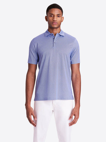 Bugatchi - Polo Shirt - OoohCotton Tech - 8 Way Stretch - Modern Fit - Easy Care -  RF8085F79