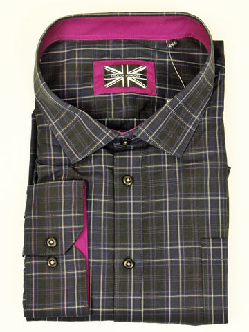 Soul of London - Long Sleeve Shirt - S62740T