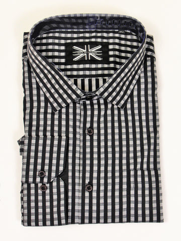 Soul of London - Long Sleeve Shirt - S62747T Clearance