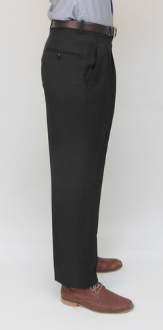 Gala - A1 - Dress Pant - Yates (double pleat front) - Washable - Sizes 28 to 46 - BrownsMenswear.com - 3